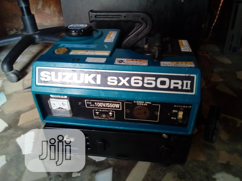 Suzuki Generator   Electrical Equipment for sale in Surulere, Lagos State, Nigeria