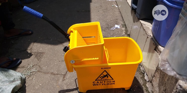 Industrial Mop Bucket