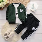 Boys 3pcs Clothing Sets   Children's Clothing for sale in Lagos State, Agboyi/Ketu