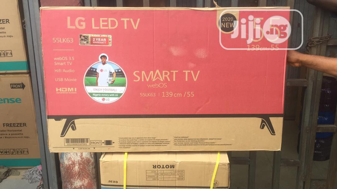 New 2020 55inches LG Smart Tv