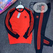 Adidas Up And Down Joggers | Clothing for sale in Lagos State, Surulere