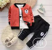 Boys 3pcs Cartoon Character Clothing Sets   Children's Clothing for sale in Lagos State, Agboyi/Ketu