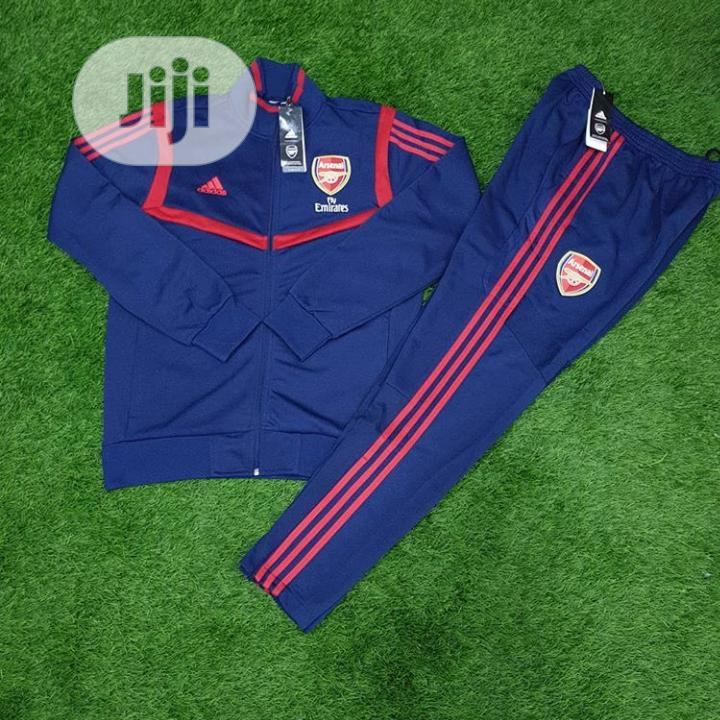 Latest Arsenal Tracksuit | Clothing for sale in Surulere, Lagos State, Nigeria