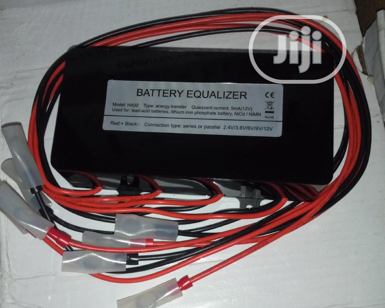 Battery Equalizer 12/48v