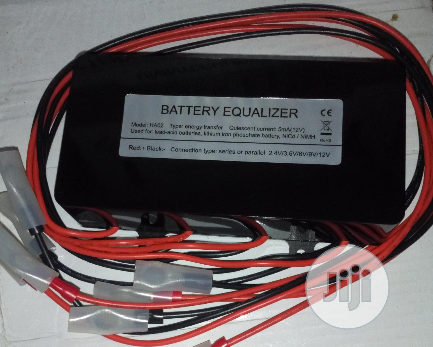 Battery Equalizer 12/48v   Solar Energy for sale in Amuwo-Odofin, Lagos State, Nigeria