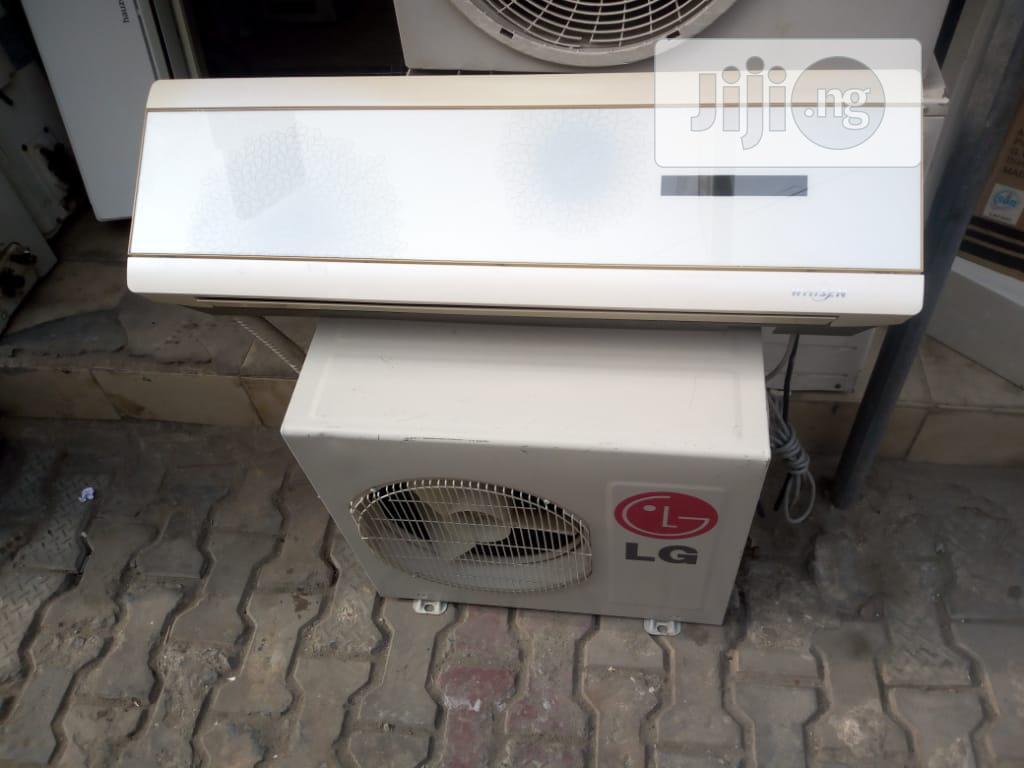 Lg Whisen 1hp Split Unit | Home Appliances for sale in Ojo, Lagos State, Nigeria