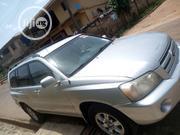 Toyota Highlander 2005 V6 Silver | Cars for sale in Ogun State, Ado-Odo/Ota