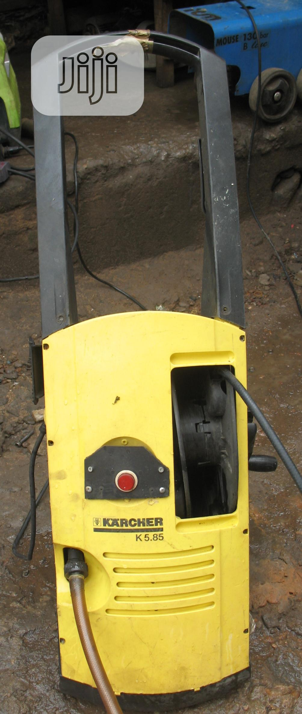 Karcher K5.85M Versatile High Pressure Washer For Private & Commercial | Garden for sale in Ikeja, Lagos State, Nigeria