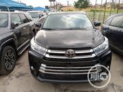 Toyota Highlander 2018 XLE 4x2 V6 (3.5L 6cyl 8A) Black | Cars for sale in Lagos State, Lekki Phase 2