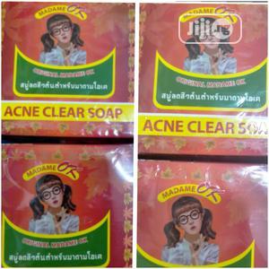 Madam Ok Soap Acne Clear Soap | Bath & Body for sale in Lagos State, Amuwo-Odofin