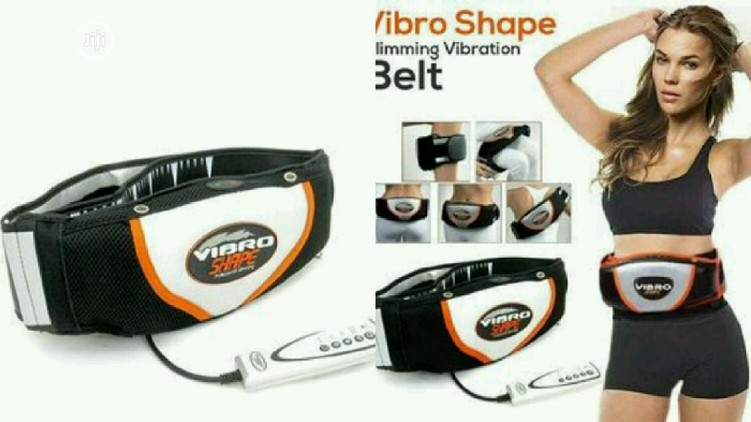 Vibro Shape Belt | Tools & Accessories for sale in Lagos Island, Lagos State, Nigeria