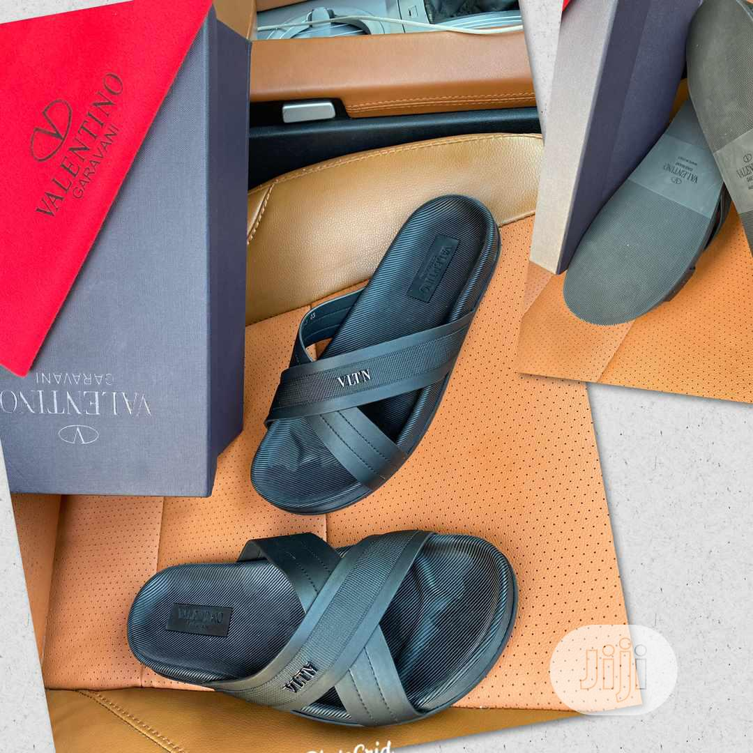 Valentino Palm Slipper for Men