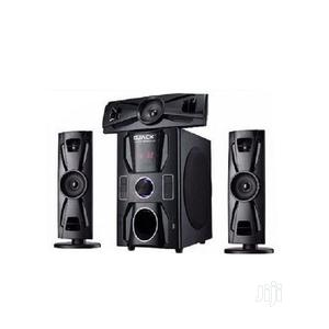 3.1CH Bluetooth Home Theatre System (DJ 303) Djack | Audio & Music Equipment for sale in Lagos State, Alimosho