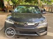 Honda Accord 2016 Gray | Cars for sale in Abuja (FCT) State, Central Business Dis