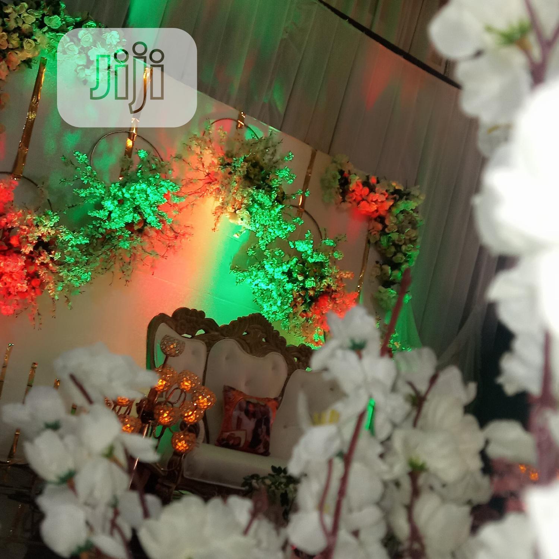 Event Reception Decorations