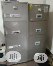 Brand New Imported 4 Drawers Fire Proof Safe With Security Numbers | Safety Equipment for sale in Lagos State, Yaba