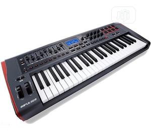 Novation Impulse 49 Studio Usb Midi Keyboard | Musical Instruments & Gear for sale in Lagos State, Ikeja