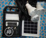 Mini Solar Gen With 3 Bulb | Solar Energy for sale in Ogun State, Ado-Odo/Ota