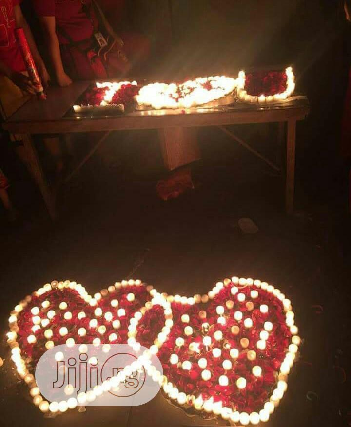 Luma Candles LED Light Petals 24pcs | Home Accessories for sale in Yaba, Lagos State, Nigeria