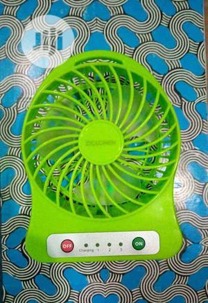 Portable Rechargable Fan | Home Appliances for sale in Ogun State, Ado-Odo/Ota