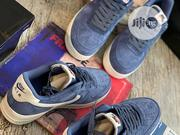 Blue Nike Airforce1 Sneaker | Shoes for sale in Lagos State, Magodo