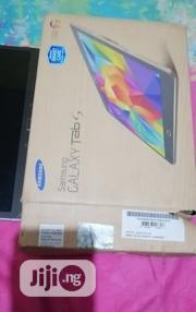 Samsung Galaxy Tab S 10.5 16 GB Silver | Tablets for sale in Lagos State, Ikeja