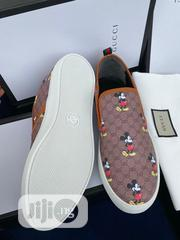 Gucci Mickey Mouse Sneaker for Men | Shoes for sale in Lagos State, Magodo