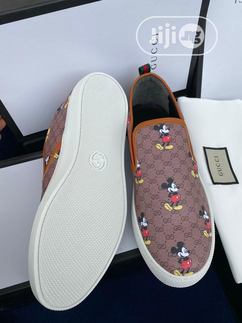 Gucci Mickey Mouse Sneaker for Men