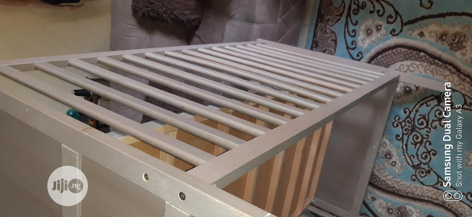 Archive: Baby Court / Bed
