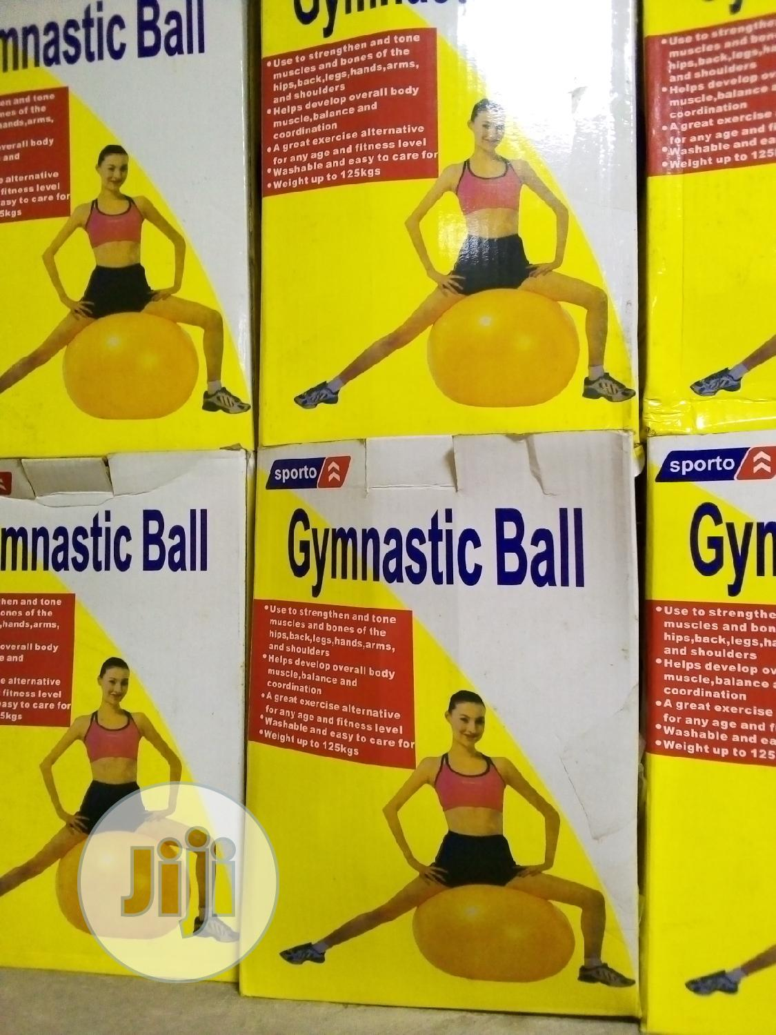 Gymnastics Ball | Sports Equipment for sale in Lagos Island, Lagos State, Nigeria