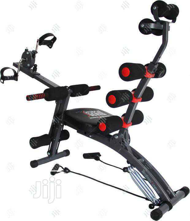 Archive: Body Fitness Six Pack Wonder Core Machine With Pedal