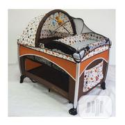 Lmv Baby Bed With Attached Dresser And Treated Mosquito Net   Children's Furniture for sale in Delta State, Warri