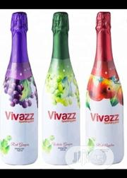 Vivazz Sparkling Juice, Non-alcoholic Natural Fruits Drinks | Meals & Drinks for sale in Lagos State, Amuwo-Odofin