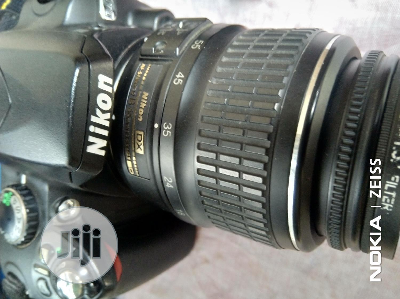 Nikon D40 Camera | Photo & Video Cameras for sale in Ikeja, Lagos State, Nigeria