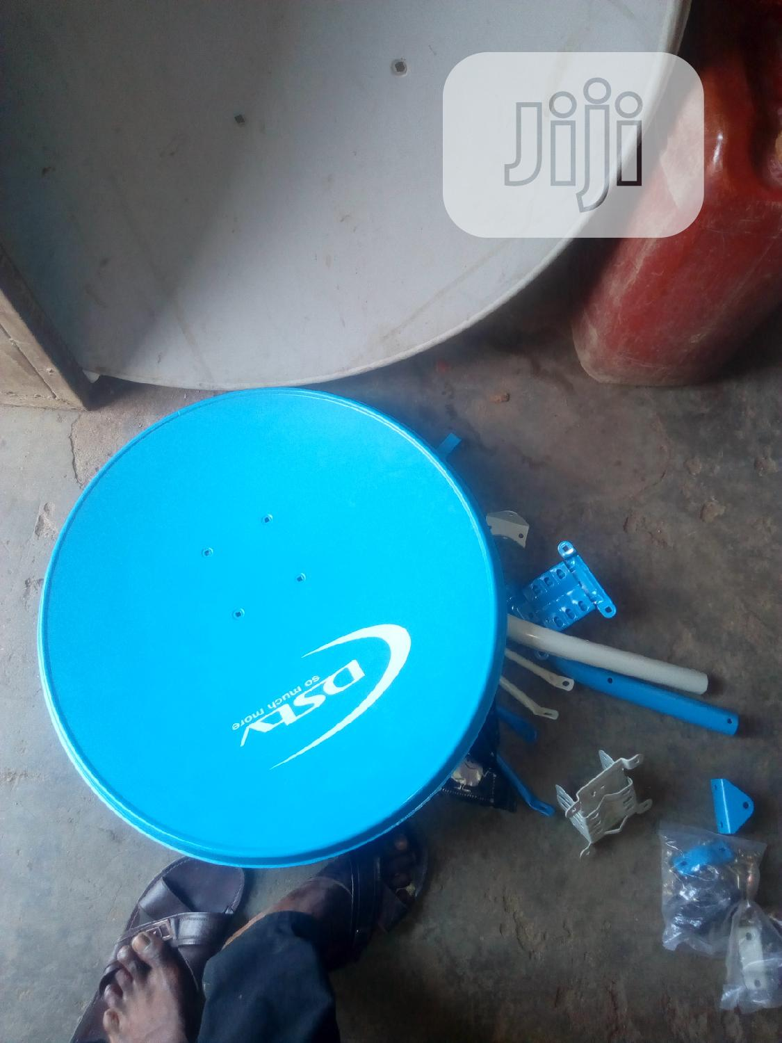 75cm Dstv Multipurpose Dish   Accessories & Supplies for Electronics for sale in Surulere, Lagos State, Nigeria