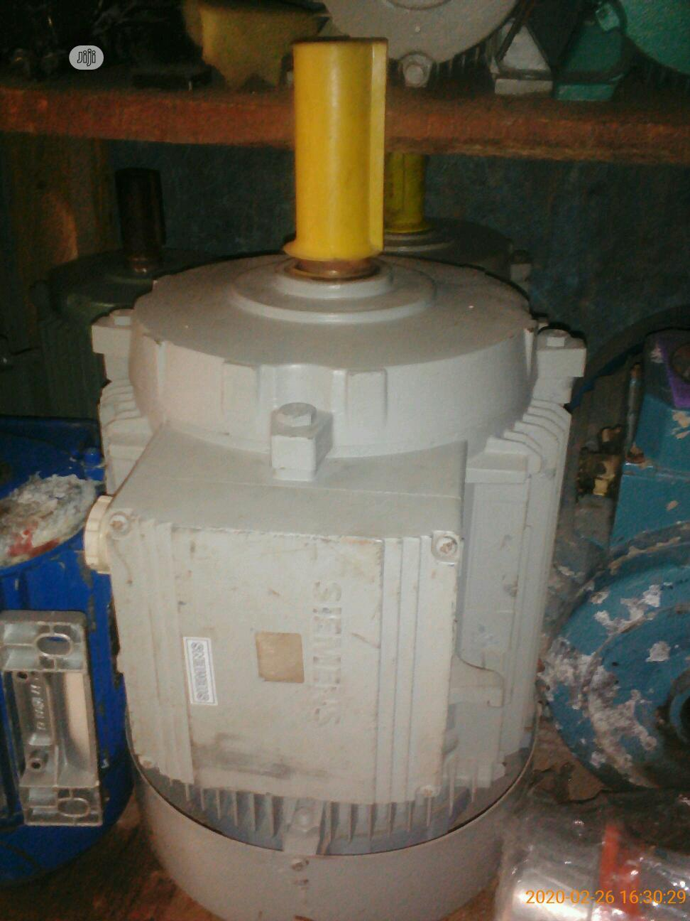 20hp Electric Motor High Speed Or Low