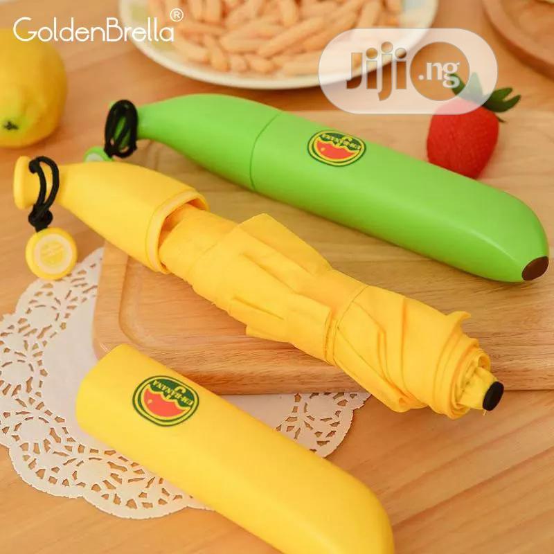 Banana Umbrella | Clothing Accessories for sale in Alimosho, Lagos State, Nigeria