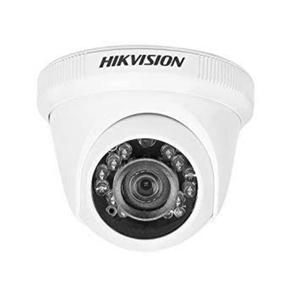 Hikvision 2MP 1080P HD Indoor Night Vision Dome Camera (White) | Security & Surveillance for sale in Lagos State, Ikeja