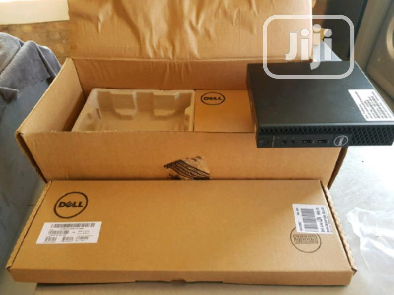 New Desktop Computer Dell OptiPlex 3070 8GB Intel Core I5 HDD 1T | Laptops & Computers for sale in Port-Harcourt, Rivers State, Nigeria