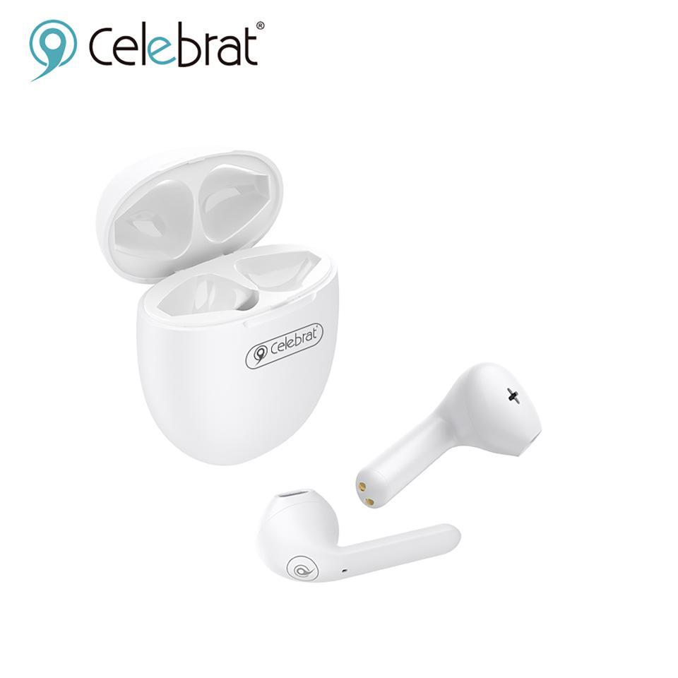 Wireless Headphone Celebrat W3 True Wireless Bluetooth 5.0 | Headphones for sale in Ikeja, Lagos State, Nigeria
