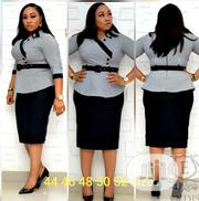 Quality Turkey 2pcs Skirt and Blouse | Clothing for sale in Rivers State, Port-Harcourt