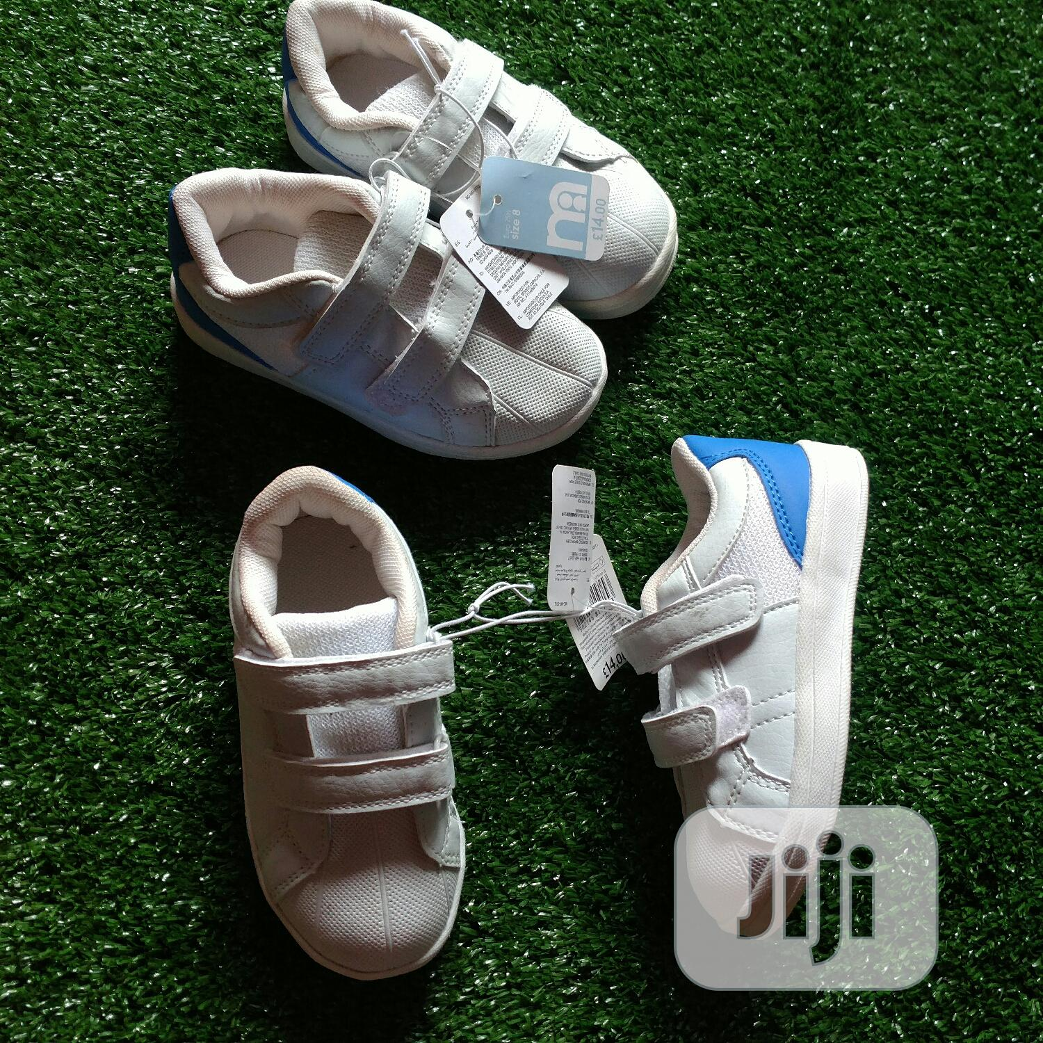 Mothercare White Sneakers