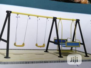 Double Swing Sets For Babies And Kiddies Playground Sets   Toys for sale in Lagos State, Ikeja
