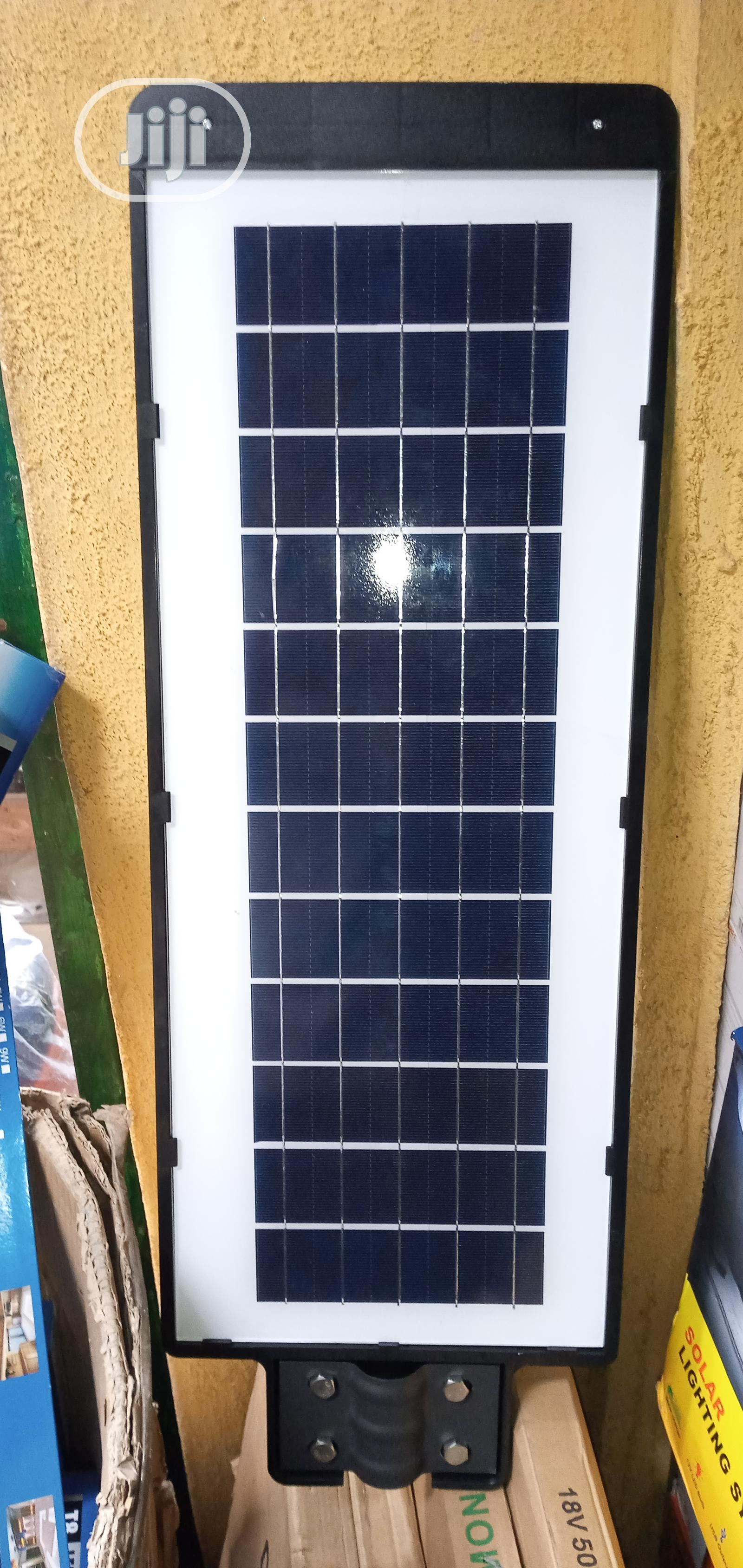8 Cups Solar All in One Street Light | Solar Energy for sale in Ojo, Lagos State, Nigeria