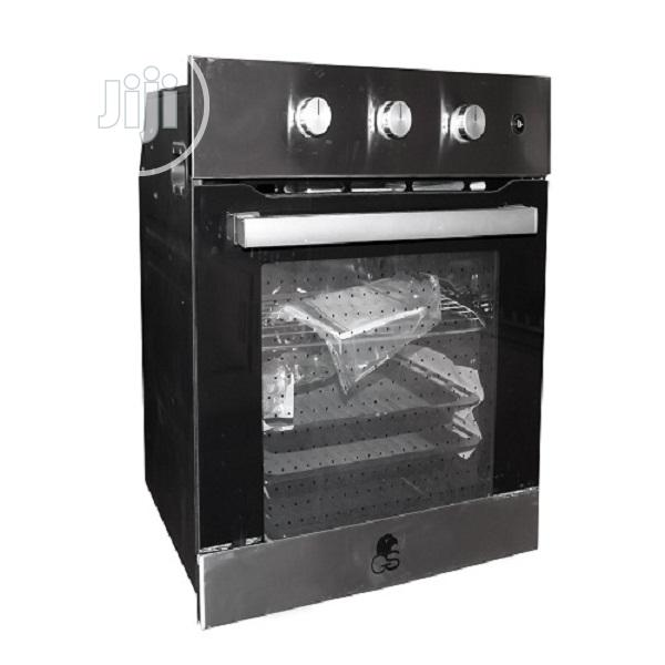 Archive: 60cm X 60 By 60 Built-in Electric And Gas Oven