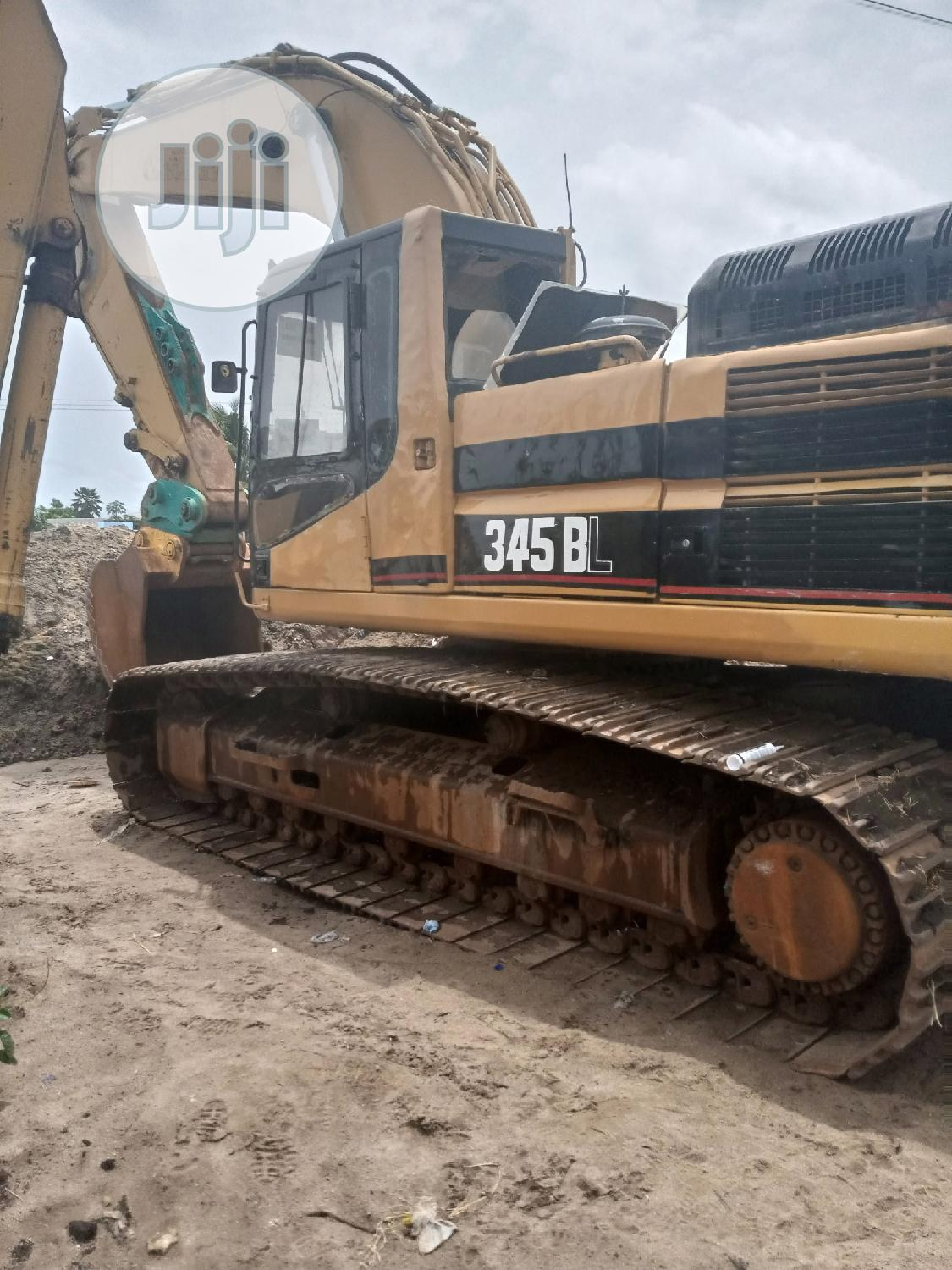 Heavy 345BL Excavator To Sell