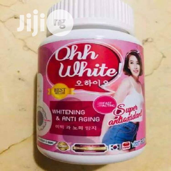 Ohh White Whitening Anti Aging V Shape Face Super Antioxidant Gluta Pi