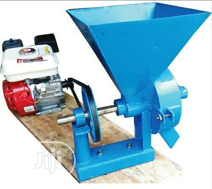 Grinding Mill With Gasoline Petrol 6.5hp