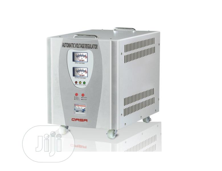 Archive: 10KVA Stabilizer Automatic Voltage Regulator (AVR-PRO 10000VA) Qasa