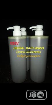 Herbal Whitening Bath Wash (1 LITRE) | Skin Care for sale in Lagos State, Surulere